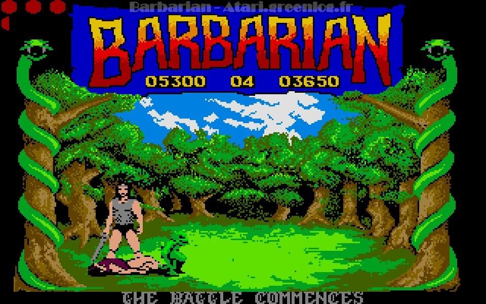 Barbarian : Niveau 5