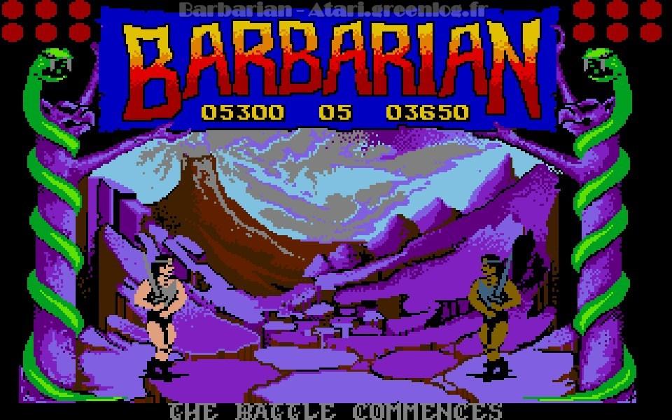 Barbarian : Niveau 6