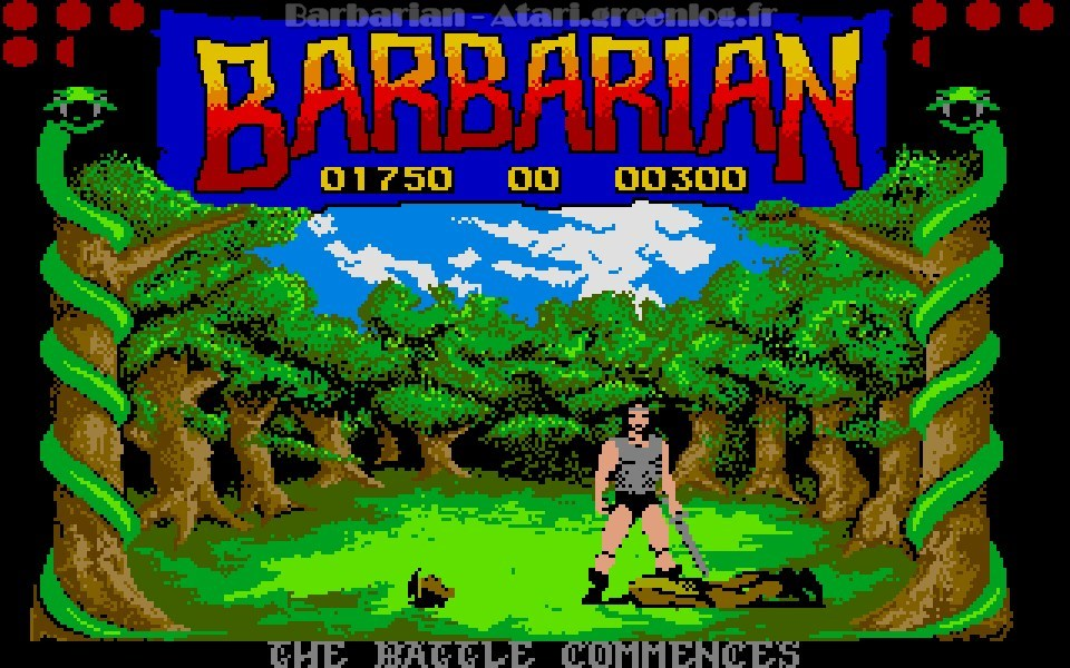 Barbarian : Décapitation 1