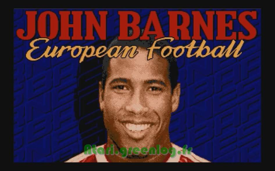 John Barnes European Football
