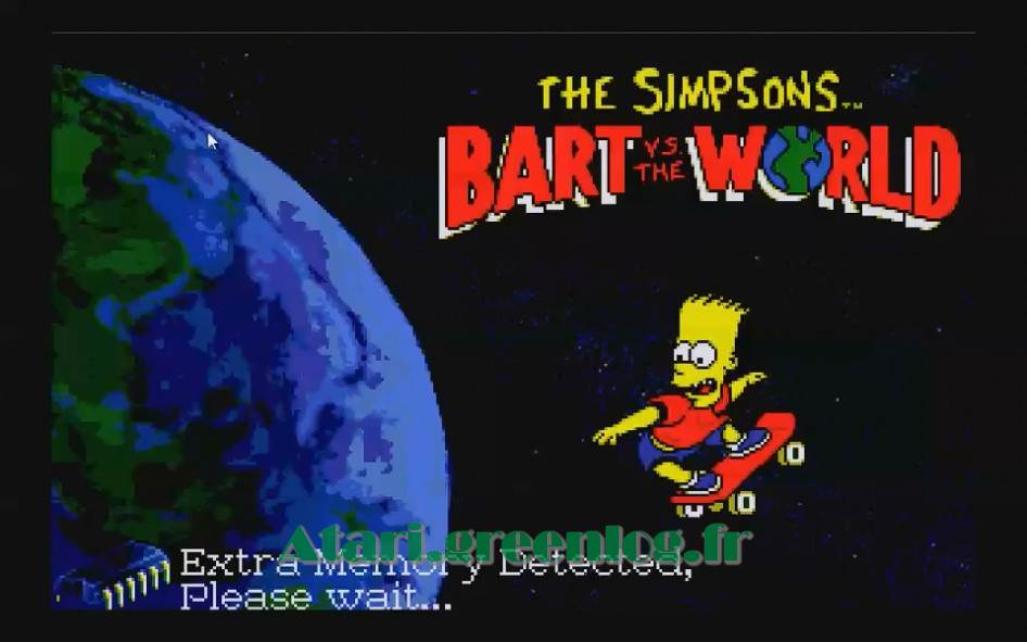 Les Simpsons – Bart vs the World