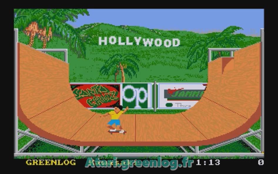 California Games : Impression d'écran 6