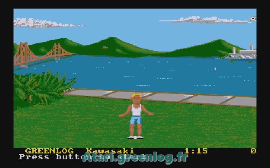 California Games : Impression d'écran 8