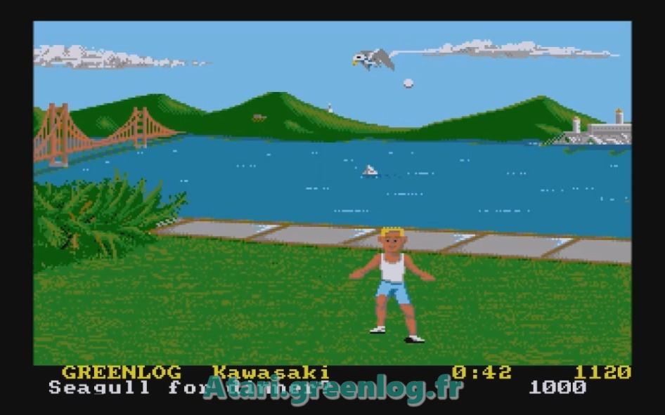California Games : Impression d'écran 10