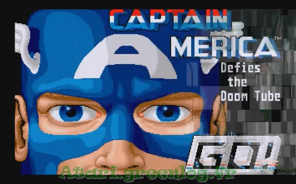 Captain America : Impression d'écran 1