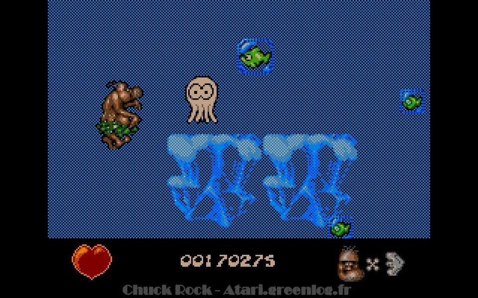 Chuck Rock : niveau 10