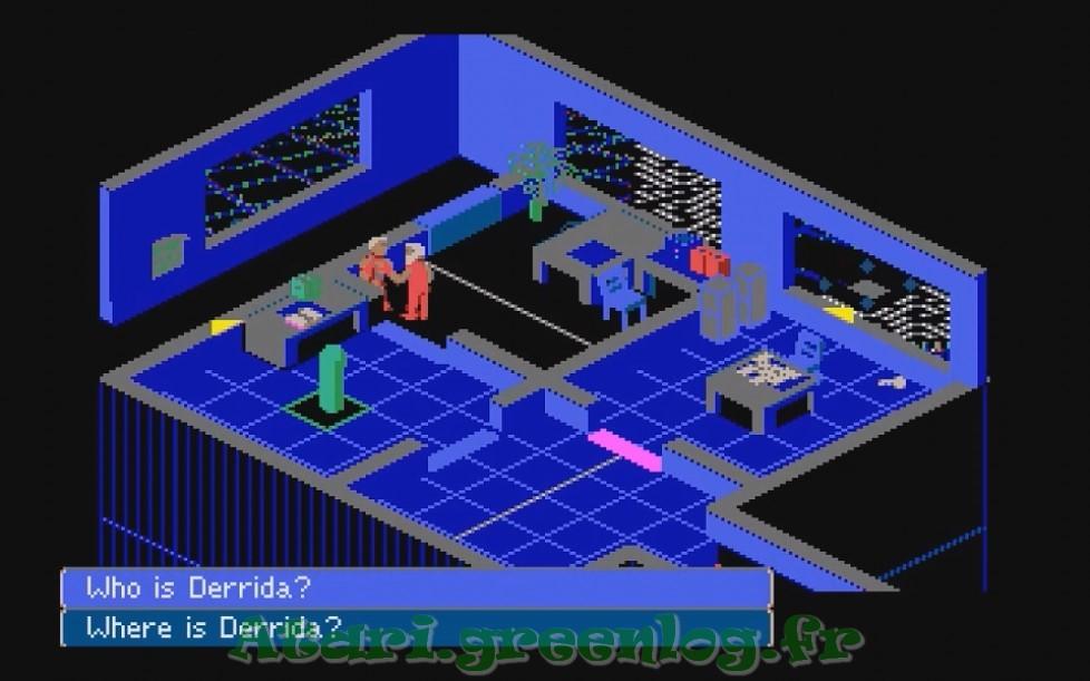 D-generation : Impression d'écran 6