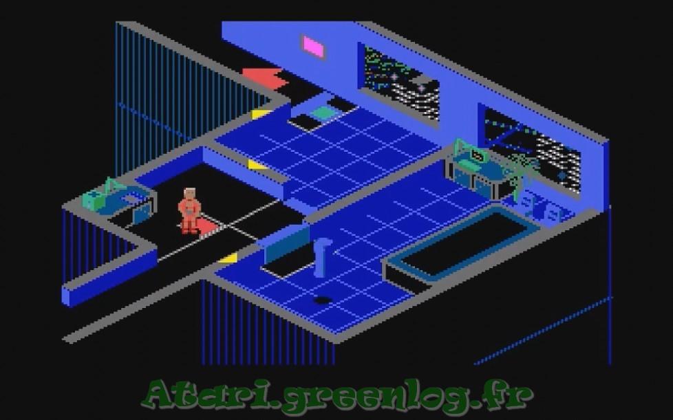 D-generation : Impression d'écran 15