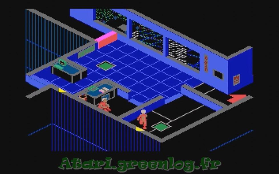 D-generation : Impression d'écran 19