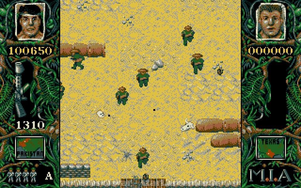 Dogs Of War : Impression d'écran 22