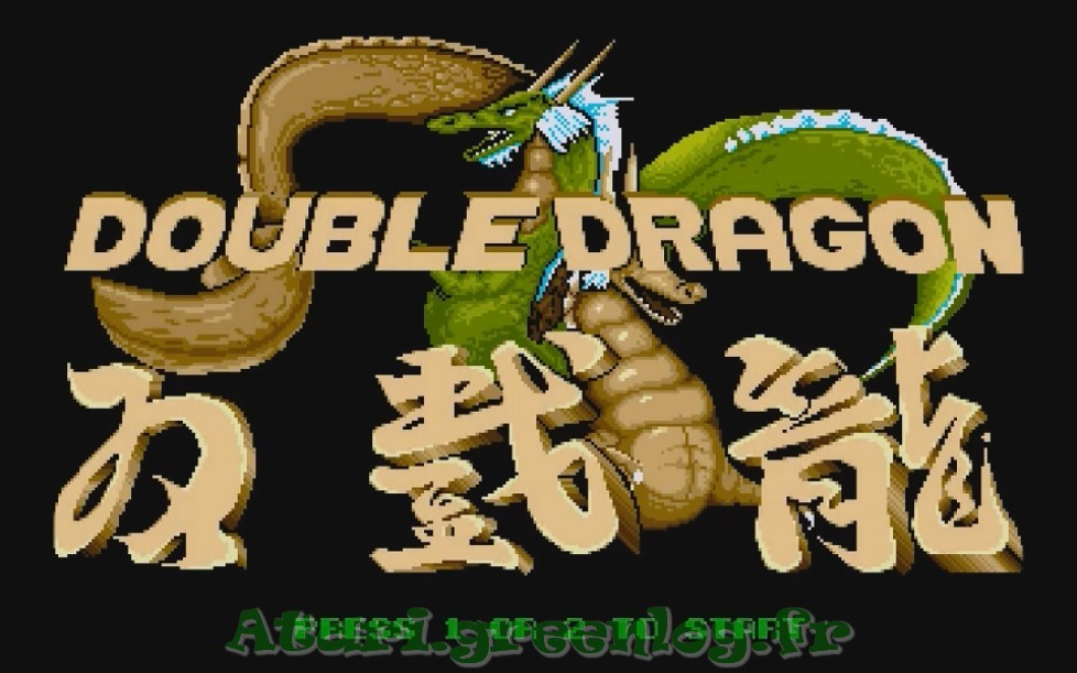 Double Dragon : Impression d'écran 3