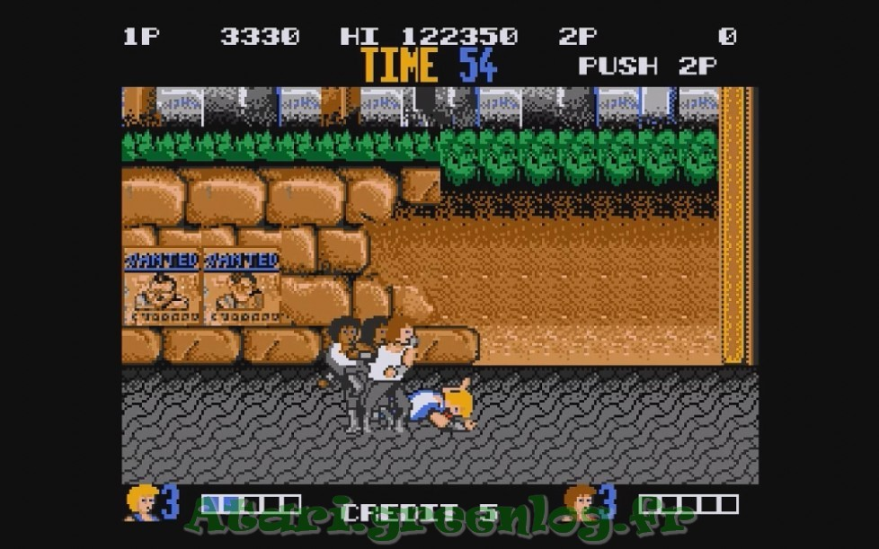 Double Dragon : Impression d'écran 5