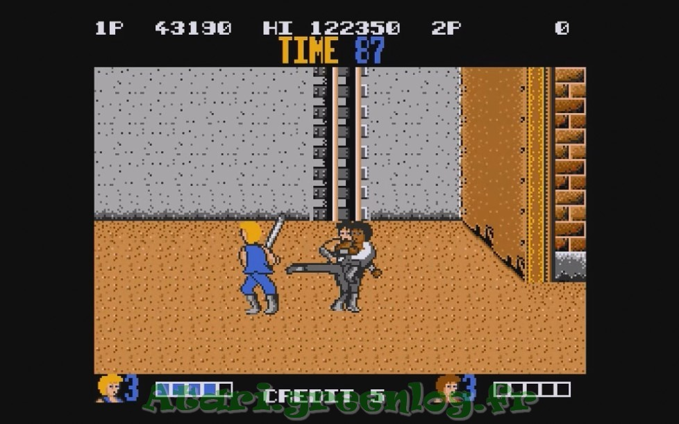 Double Dragon : Impression d'écran 11