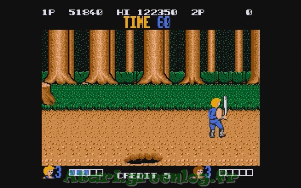 Double Dragon : Impression d'écran 13