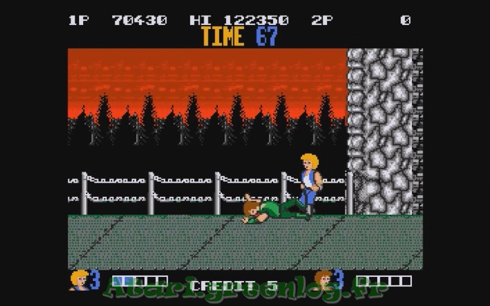 Double Dragon : Impression d'écran 18