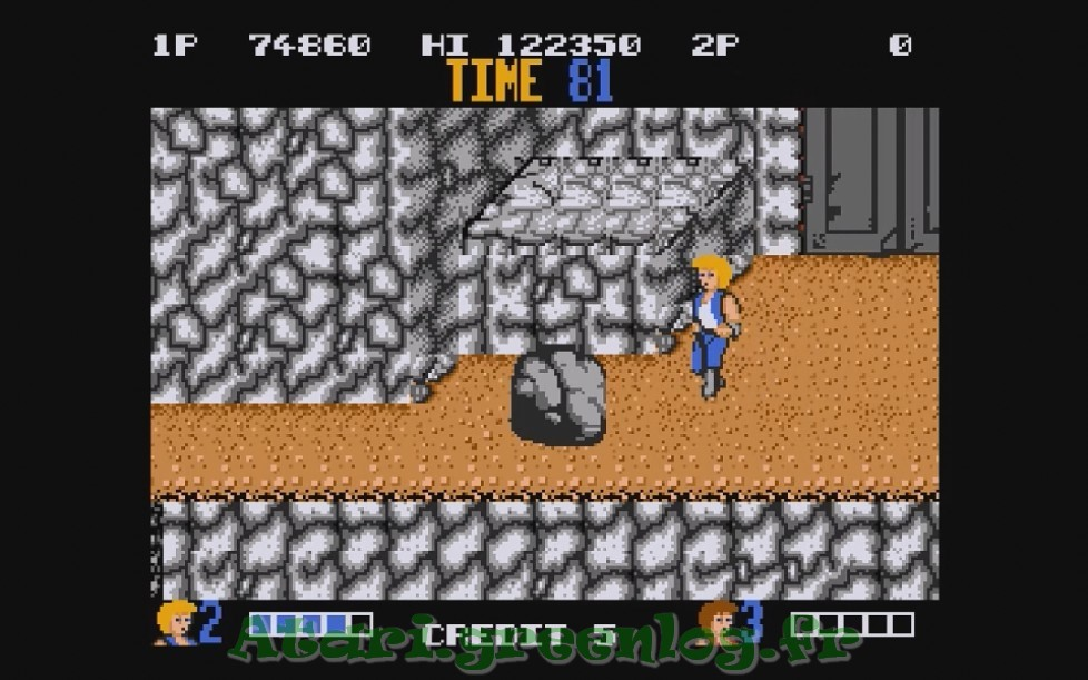 Double Dragon : Impression d'écran 20