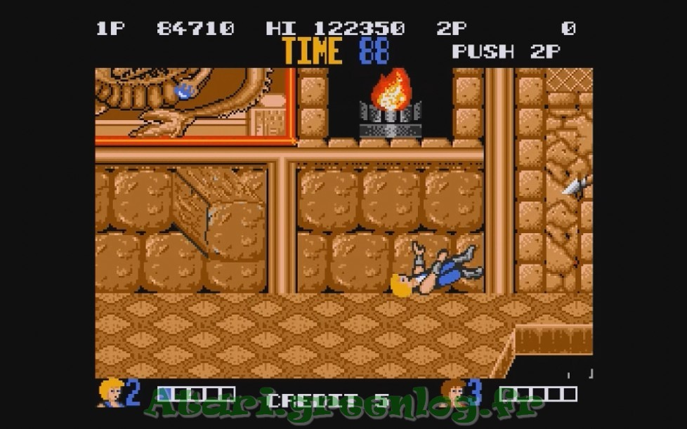 Double Dragon : Impression d'écran 23