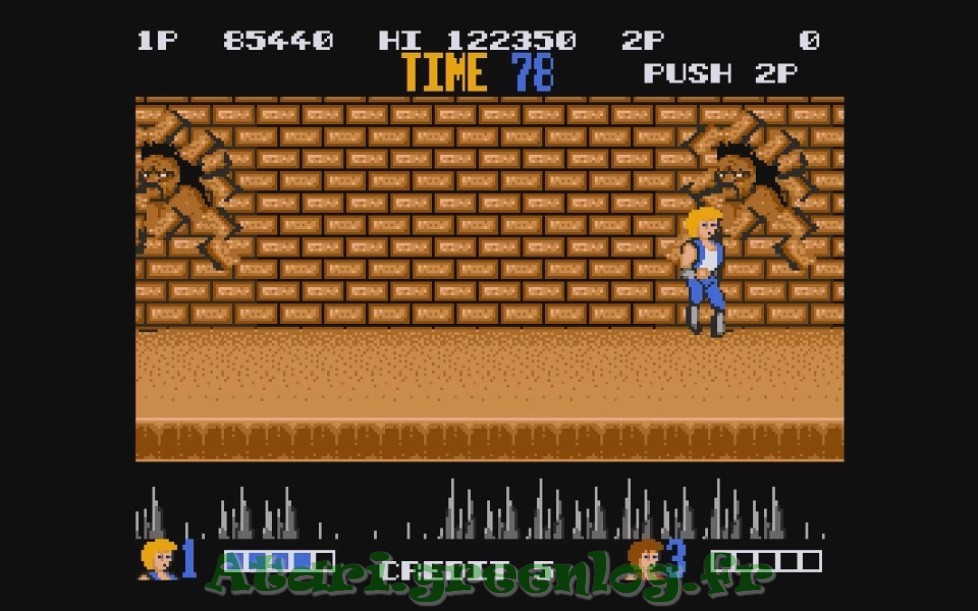 Double Dragon : Impression d'écran 25
