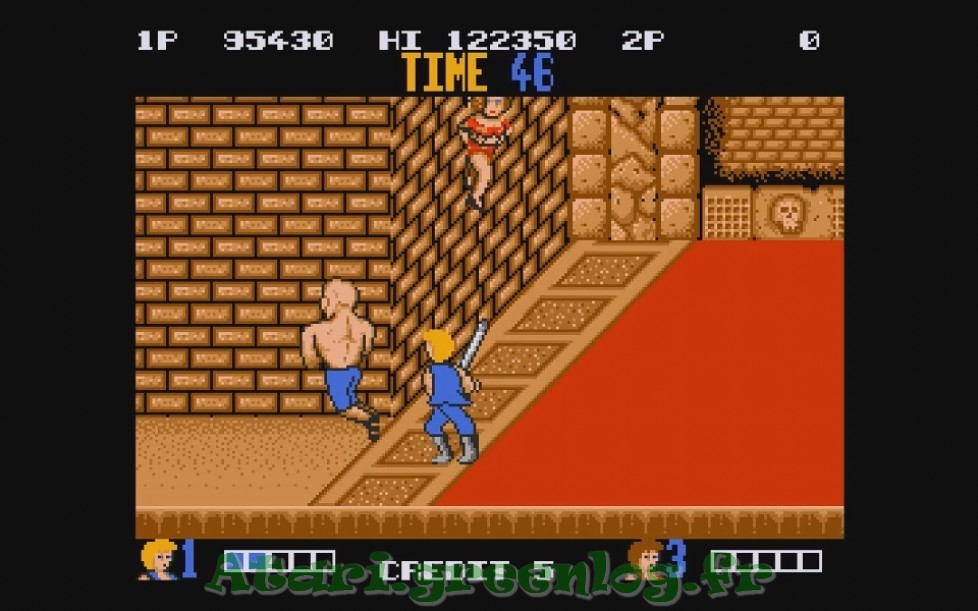 Double Dragon : Impression d'écran 26