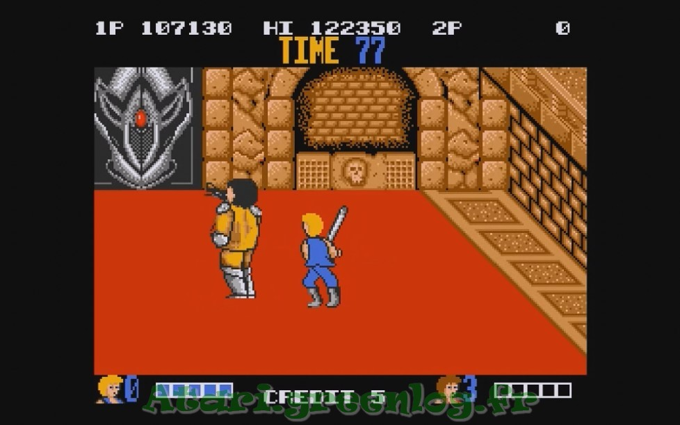 Double Dragon : Impression d'écran 29