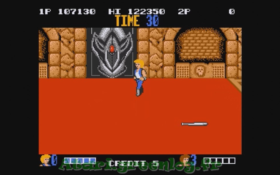 Double Dragon : Impression d'écran 30