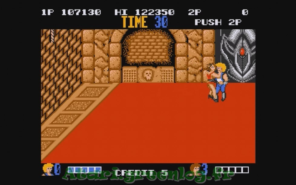 Double Dragon : Impression d'écran 31