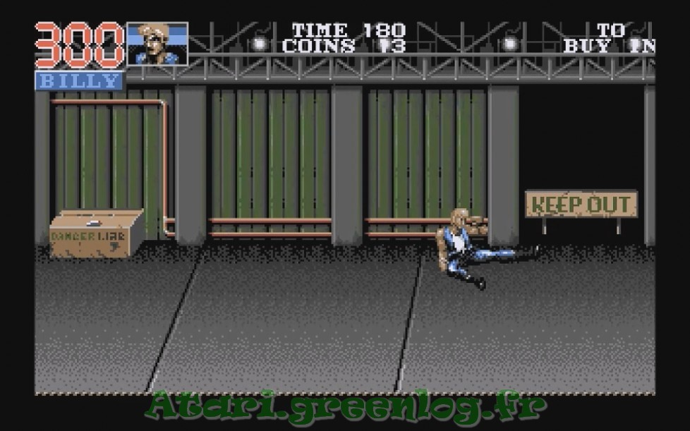 Double Dragon 3 : Impression d'écran 3