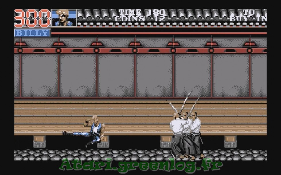 Double Dragon 3 : Impression d'écran 7