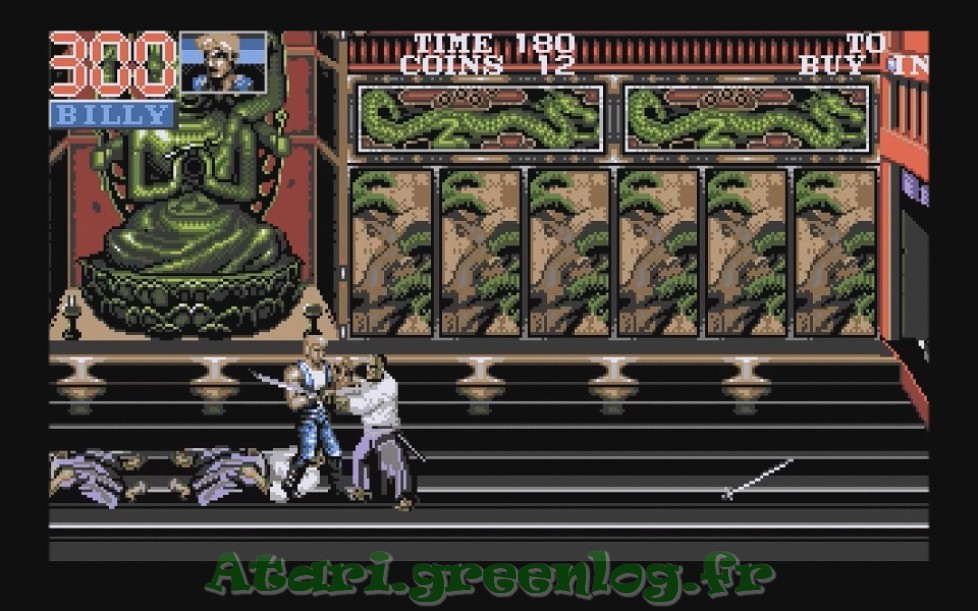 Double Dragon 3 : Impression d'écran 9