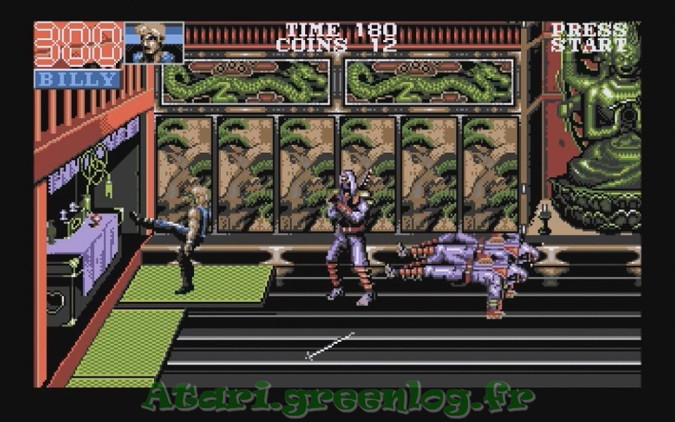 Double Dragon 3 : Impression d'écran 10