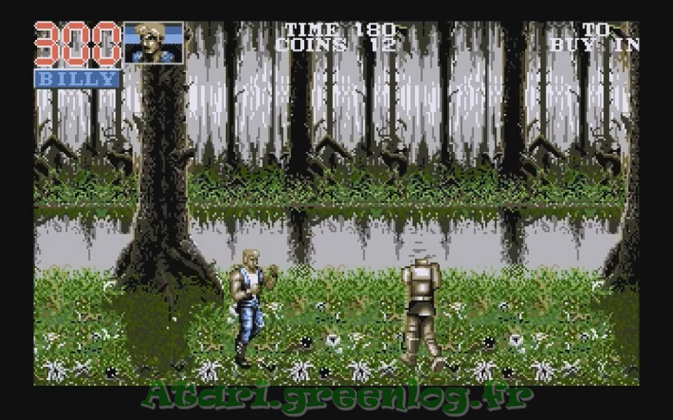 Double Dragon 3 : Impression d'écran 13