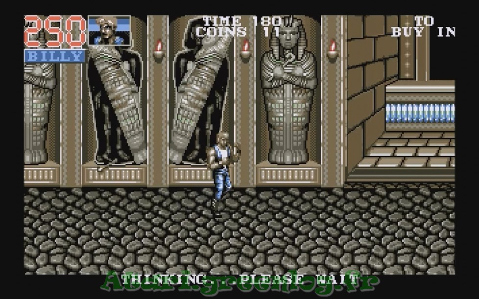 Double Dragon 3 : Impression d'écran 19