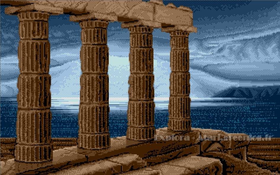 Explora II : Impression d'écran 4