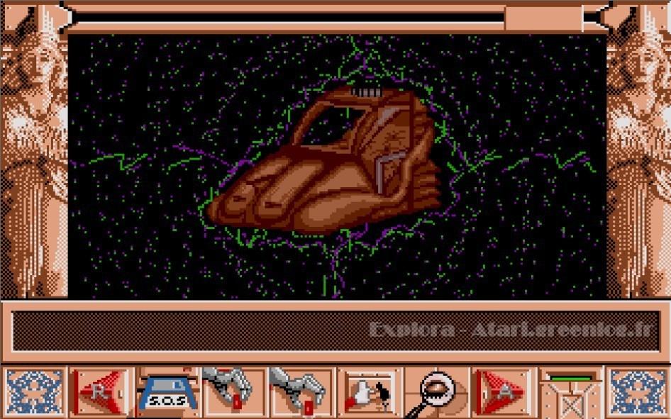 Explora II : Impression d'écran 5
