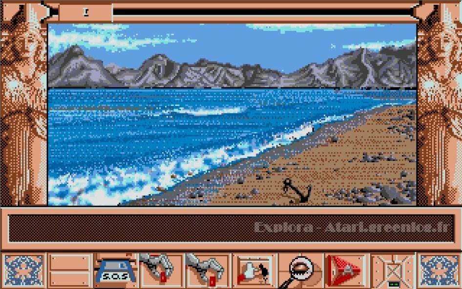 Explora II : Impression d'écran 7