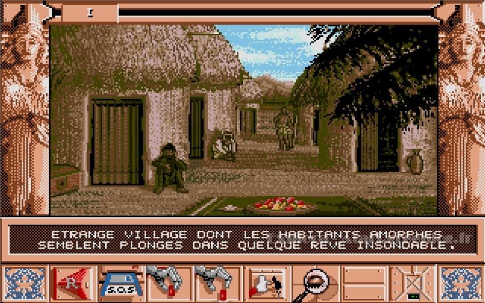 Explora II : Impression d'écran 8
