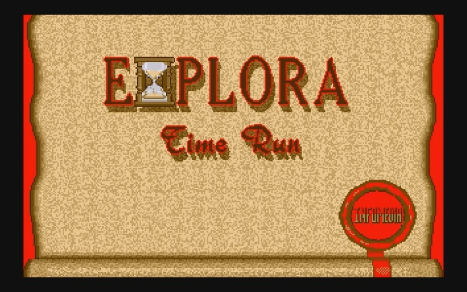 Explora - Time run (Chrono Quest)
