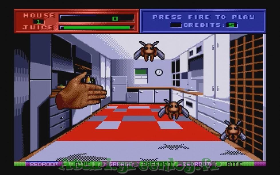 Exterminator : Impression d'écran 6