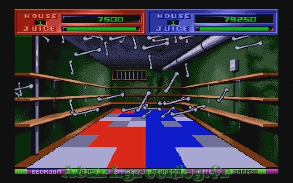 Exterminator : Impression d'écran 11