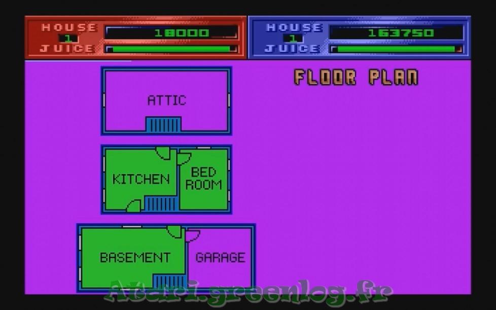 Exterminator : Impression d'écran 15