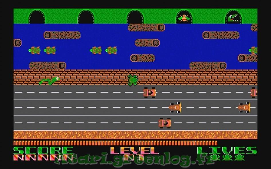 Frogger : Impression d'écran 4