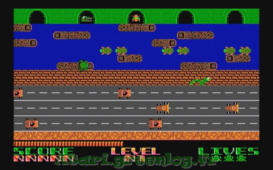 Frogger : Impression d'écran 5
