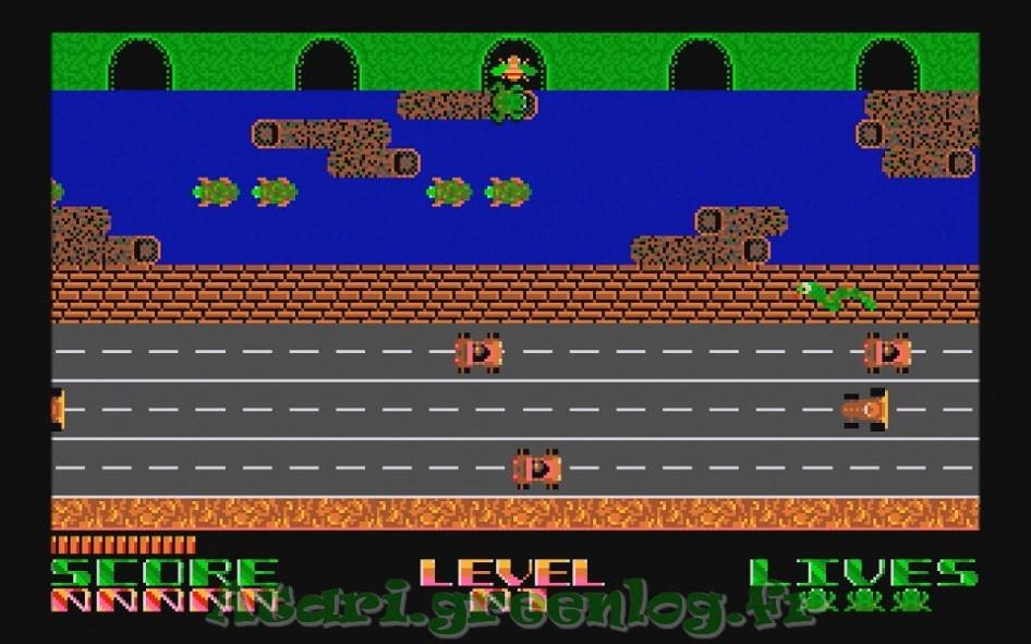 Frogger : Impression d'écran 6