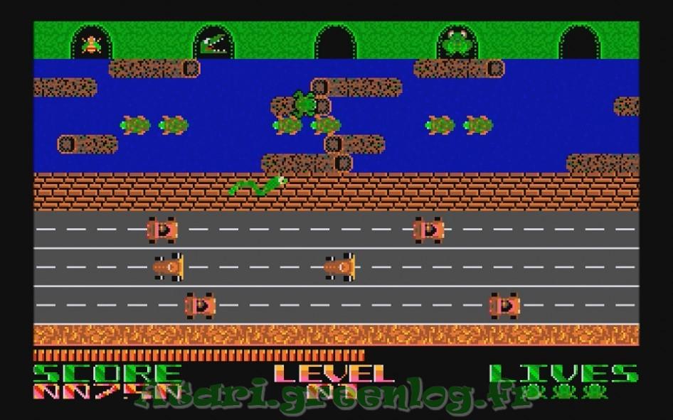 Frogger : Impression d'écran 7