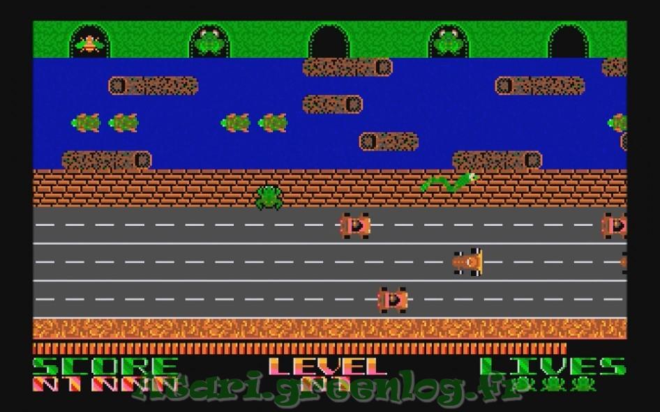 Frogger : Impression d'écran 8