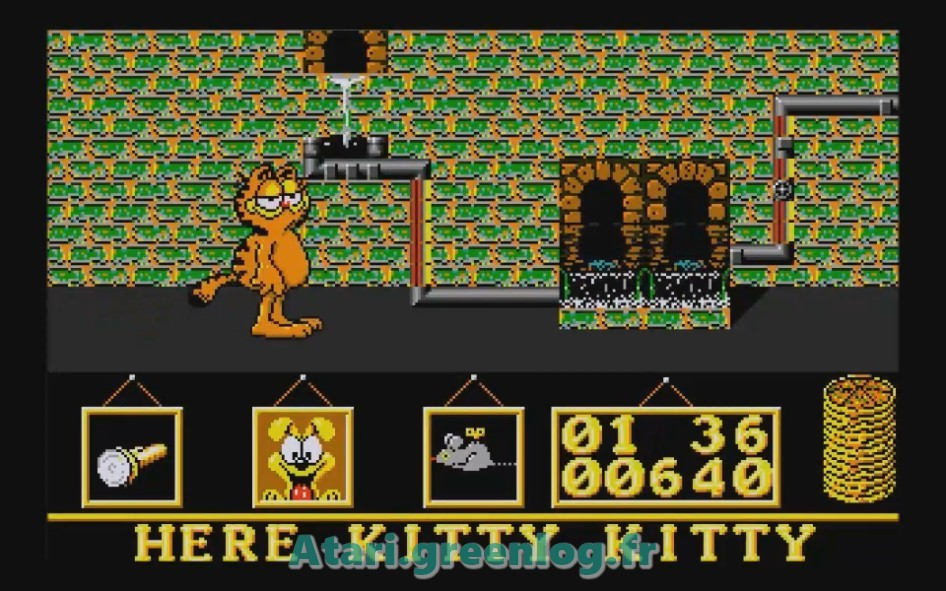 Garfield : Impression d'écran 10