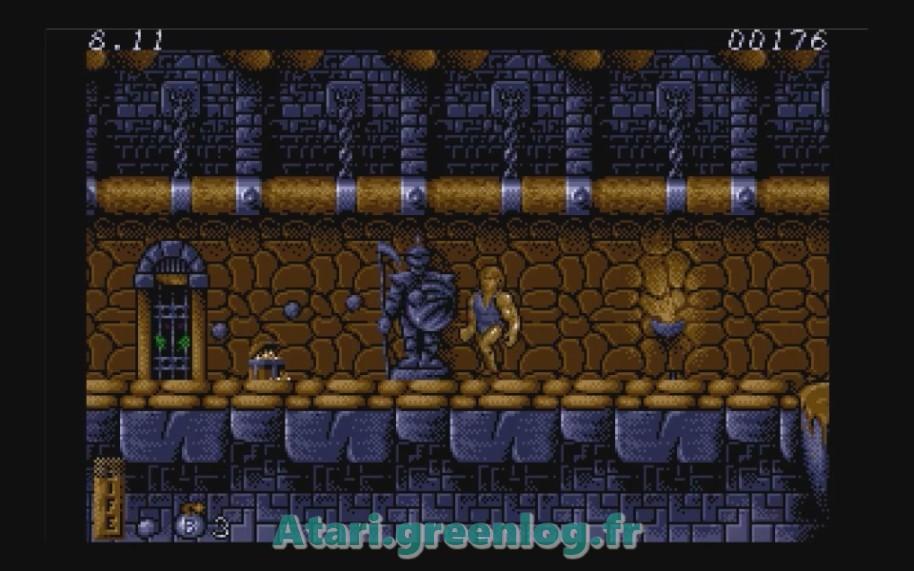 Ghost Battle : Impression d'écran 8