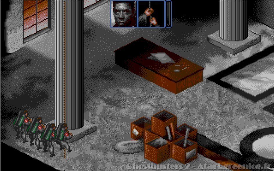 Ghostbusters II : Impression d?écran 11