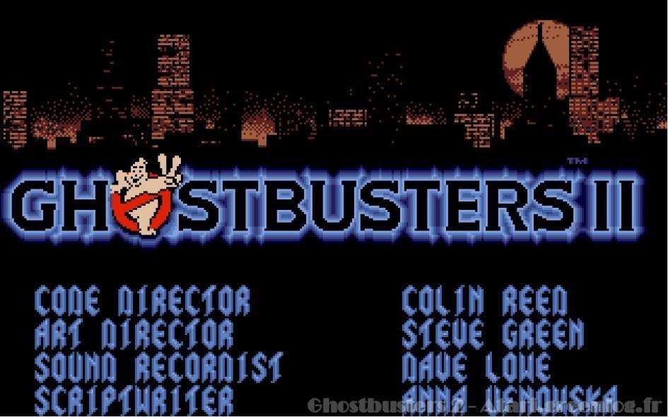 Ghostbuster II