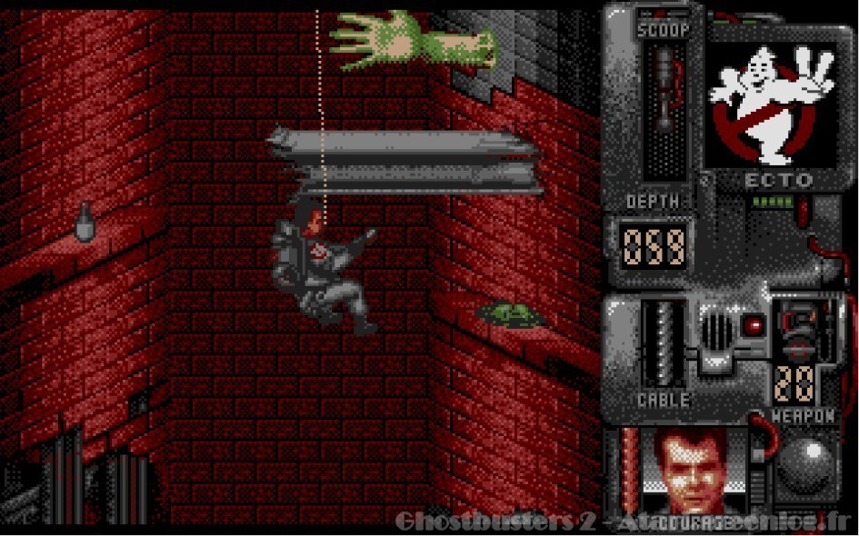 Ghostbusters II : Impression d?écran 30